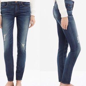 💥FLASH SALE💥🔷NWOT🔷 Madewell Skinny Jean